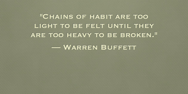 20 quotes to inspire you to change habits