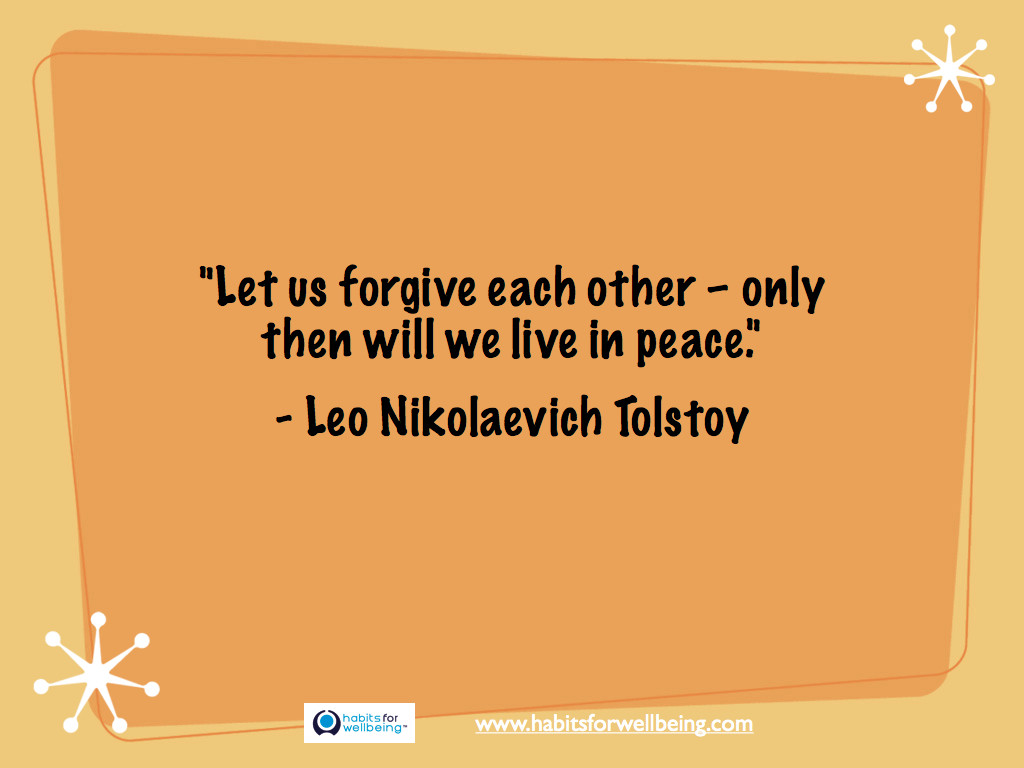 Quotes On Forgiveness 20 Quotes To Inspire Forgiveness