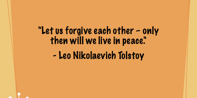 20 Quotes To Inspire Forgiveness