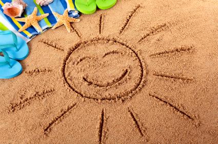 fun, sun, beach