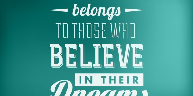 the power of belief mindset and success
