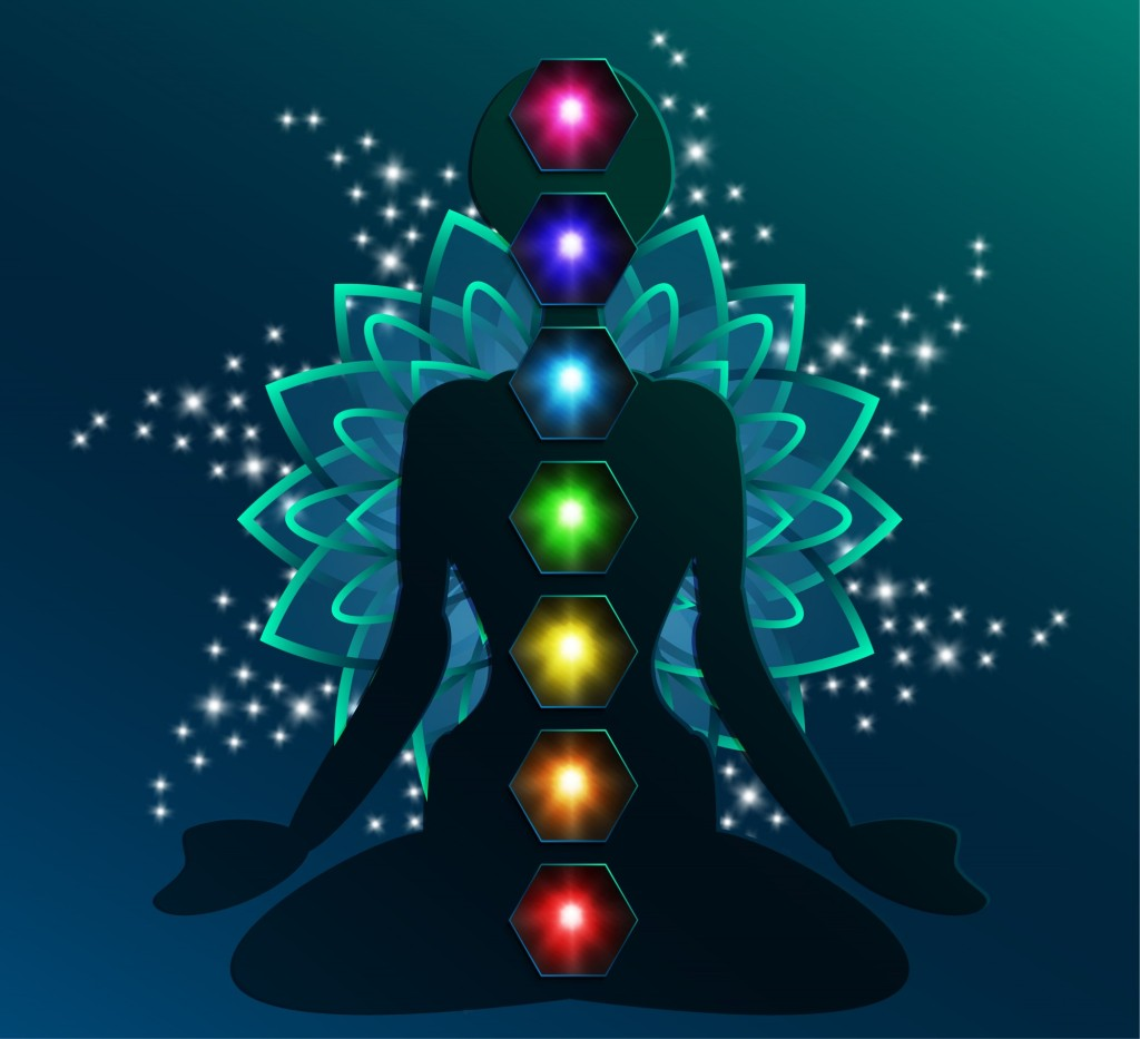 A Simple Introduction To The Chakras