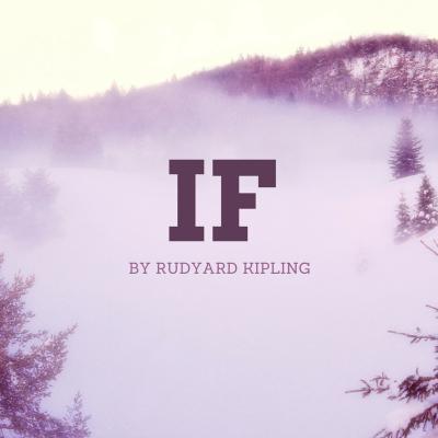 KIPLING RUDYARD IF