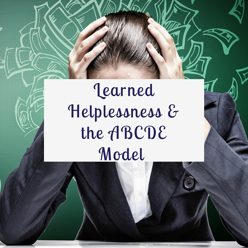 seligman connects learned helplessness to